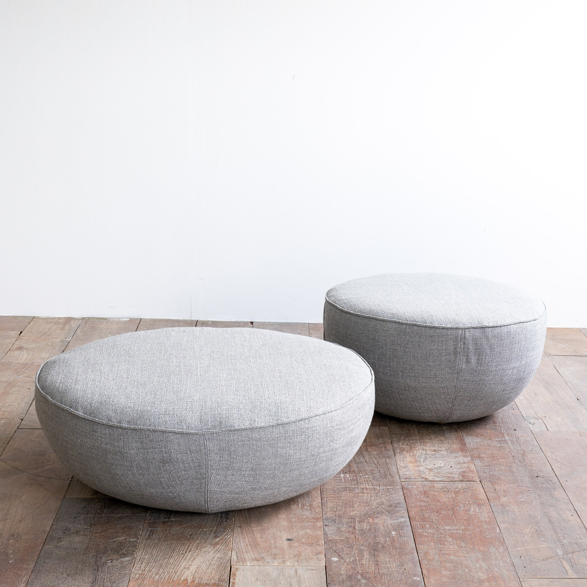 Fabric Stool Medium | Fable - Elephant