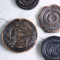 Large Stone Chapati Plates - Originals Furniture