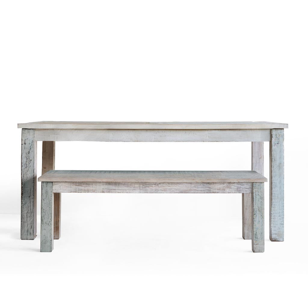 Wooden Bench | Ledge-Nomad India-Originals Furniture - 3