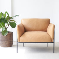 Leather Armchair | Scribe - Canyon - Originals Furniture