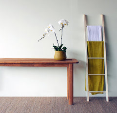 Java Teak Ladder WW