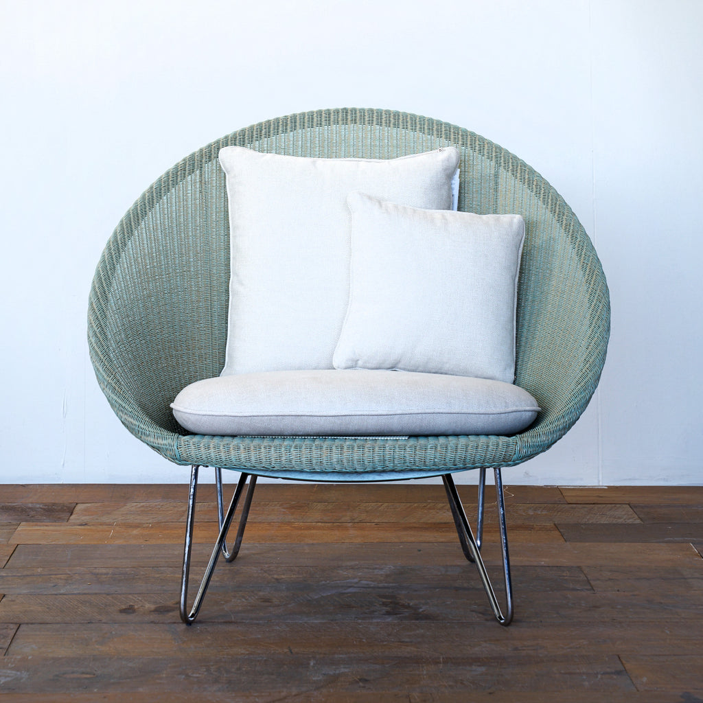 Occasional Chair | Joe - Aqua