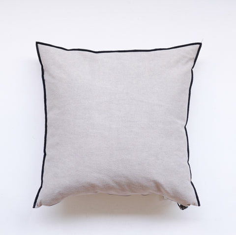 Cushion VV Linen | Cement