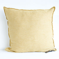Cushion VV Linen - Straw