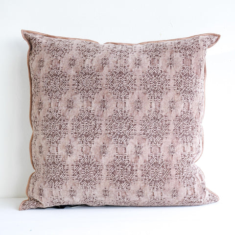 Cushion Jacquard - Kilim Blush