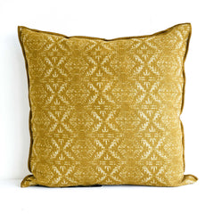 Cushion Hopi - Ocre