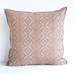 Cushion Hopi - Terracotta
