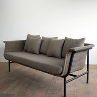 Outdoor Sofa | Wicked - Taupe/Coconut - Originals Furniture