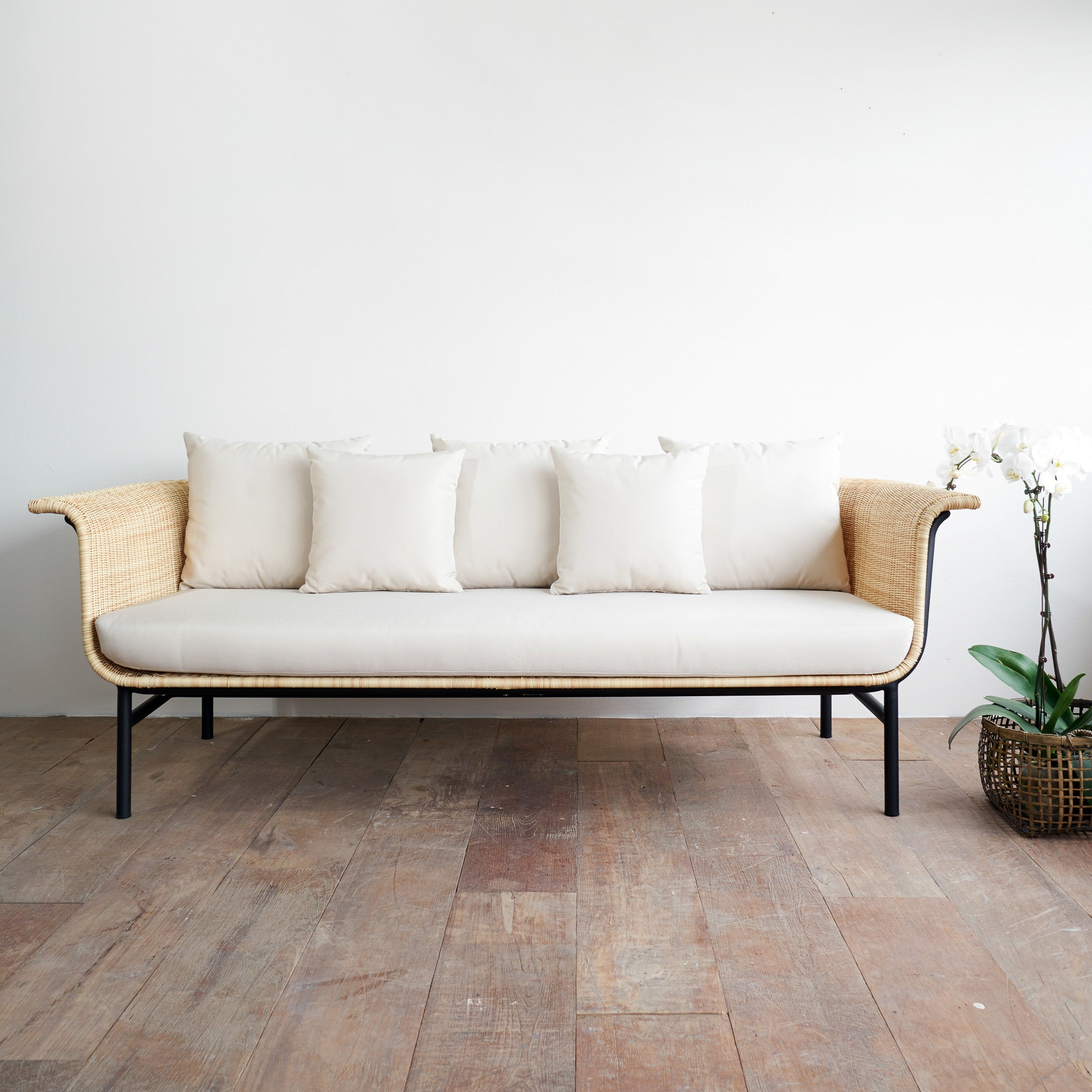 Outdoor Sofa | Wicked - Natural/White