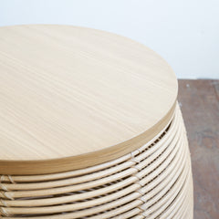 Vivi Side Table | Oak