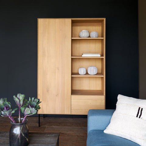 Oak Cupboard | Whitebird Storage, (Sale Item)