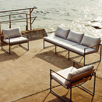 Outdoor Armchair | Breeze Lite - Black - Originals Furniture