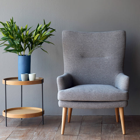 Fabric Armchair | Pelagonia Sparrow