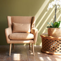 Leather Armchair | Nelly - Canyon - Originals Furniture