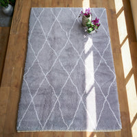 Berber Carpet | Grey - Originals Furniture