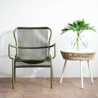 Outdoor Armchair | Loop - Rope Moss - Originals Furniture