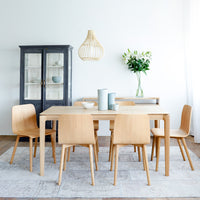 Dining Chair | Tami - Natural - Originals Furniture