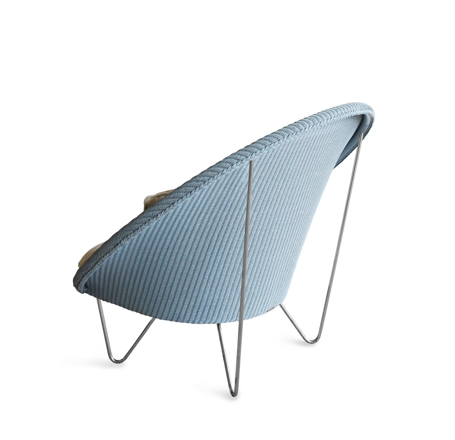 Joe Cocoon Chair | Lagoon MW - Vincent Sheppard - Originals Furniture - Singapore - 2