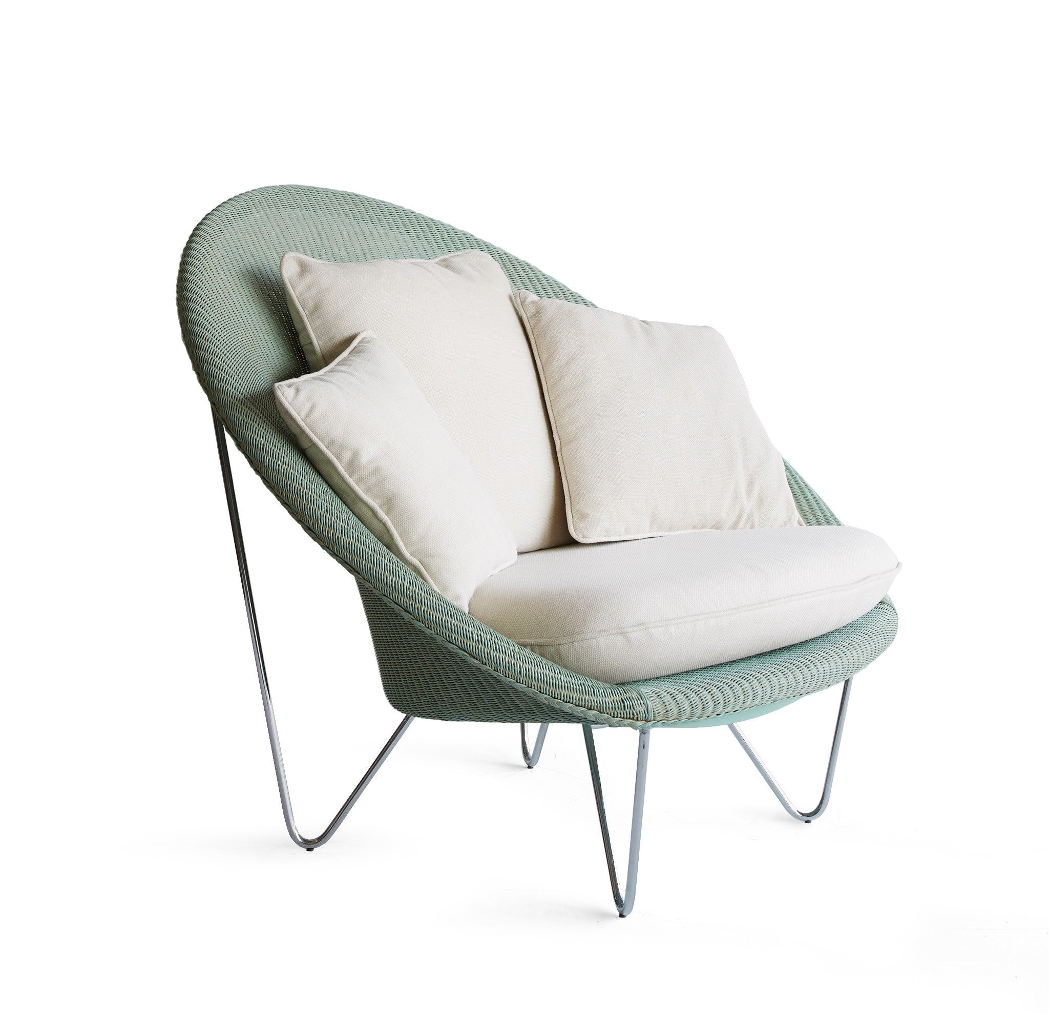 Joe Lounge Chair | Aqua MW - Vincent Sheppard - Originals Furniture - Singapore - 3