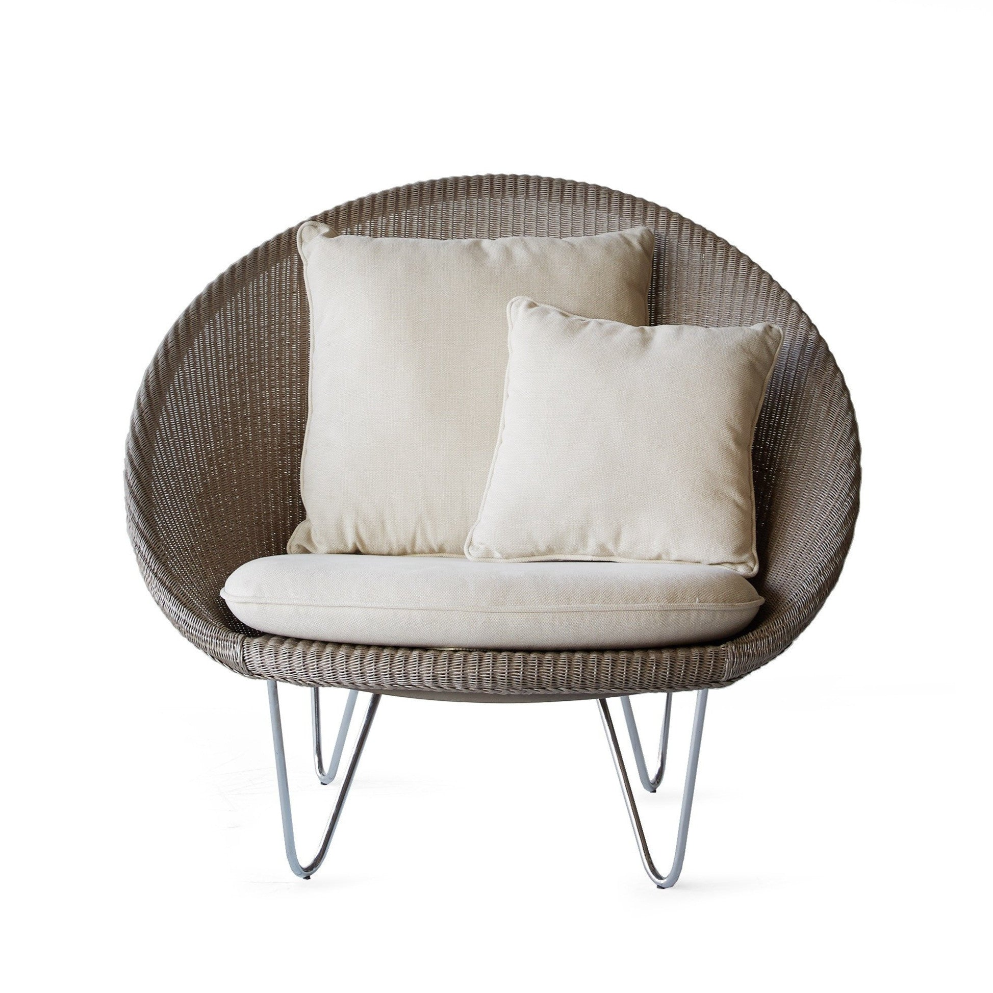 Joe Cocoon Chair | Nacre MW-Vincent Sheppard-Originals Furniture - 1