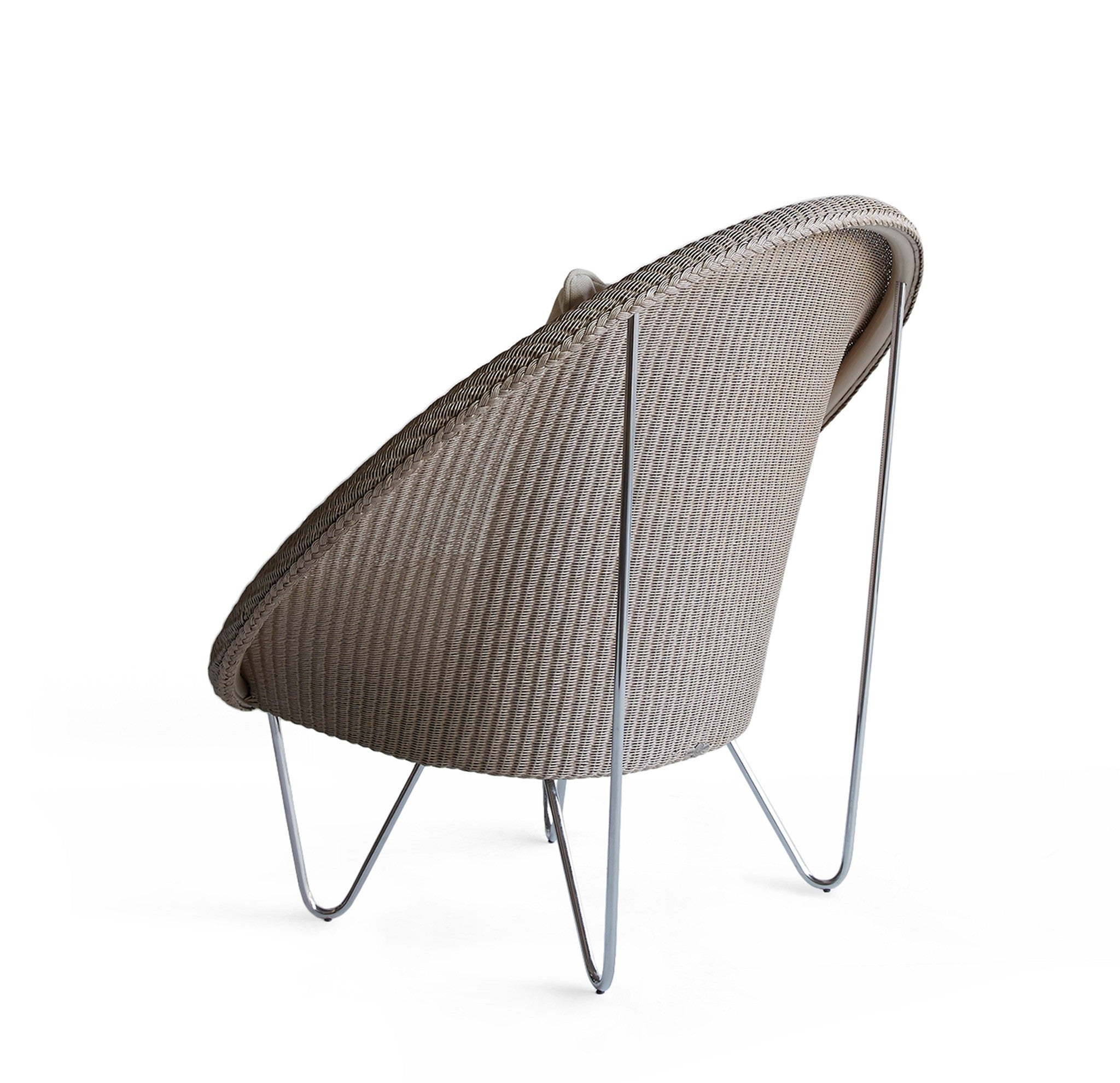 Joe Cocoon Chair | Nacre MW-Vincent Sheppard-Originals Furniture - 3
