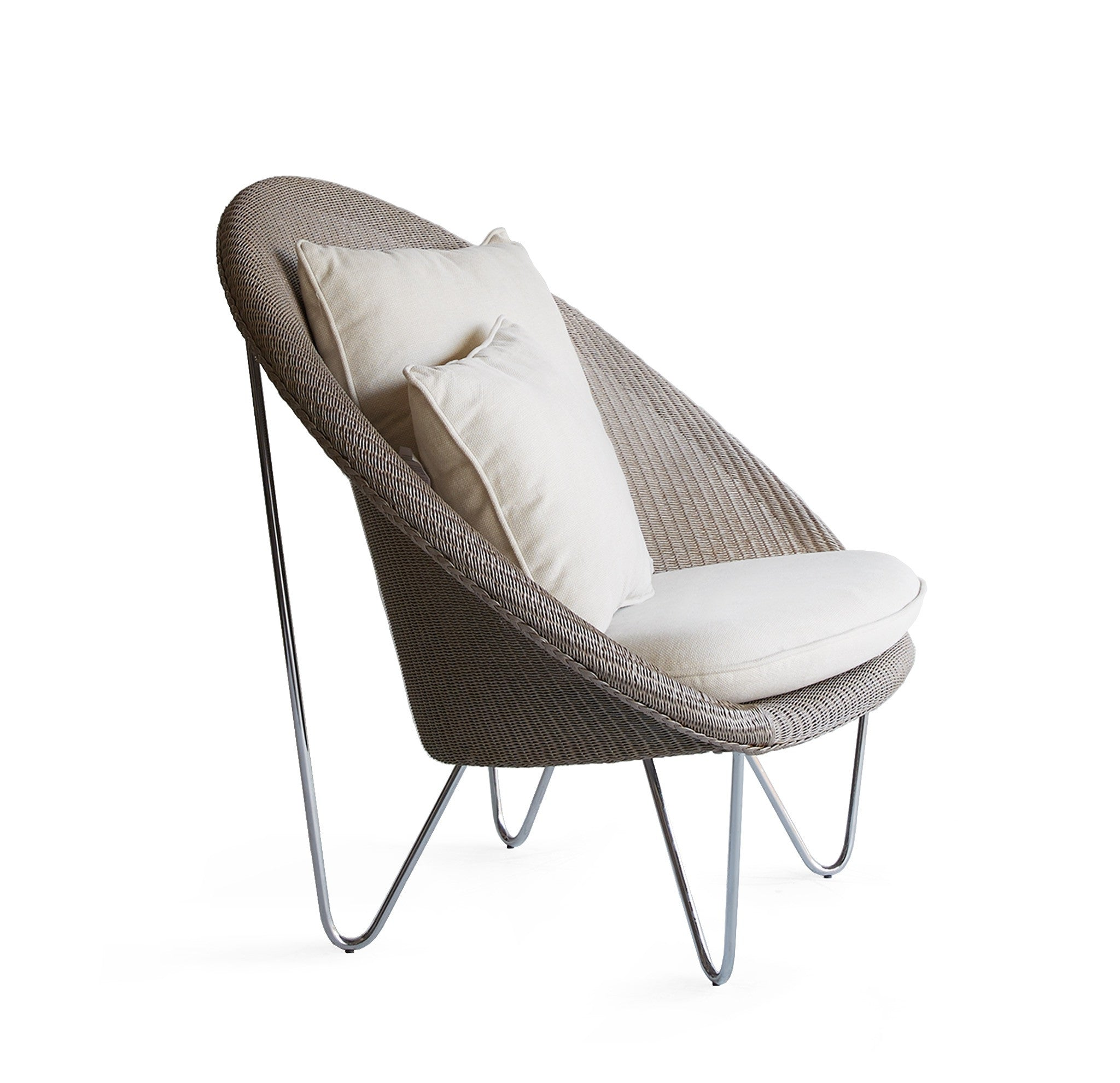 Joe Cocoon Chair | Nacre MW-Vincent Sheppard-Originals Furniture - 2