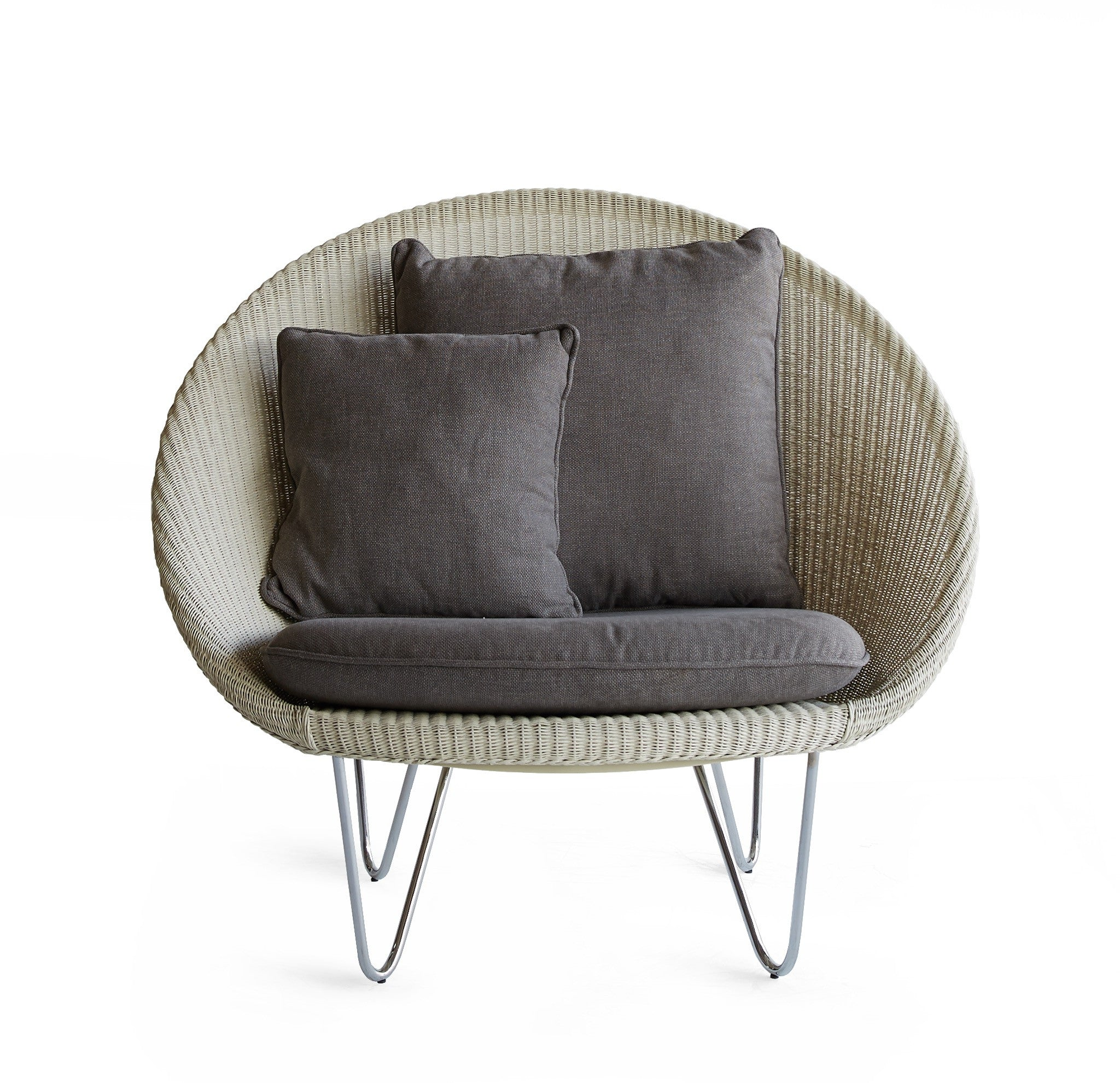 Joe Cocoon Chair | Broken White MG-Vincent Sheppard-Originals Furniture - 1