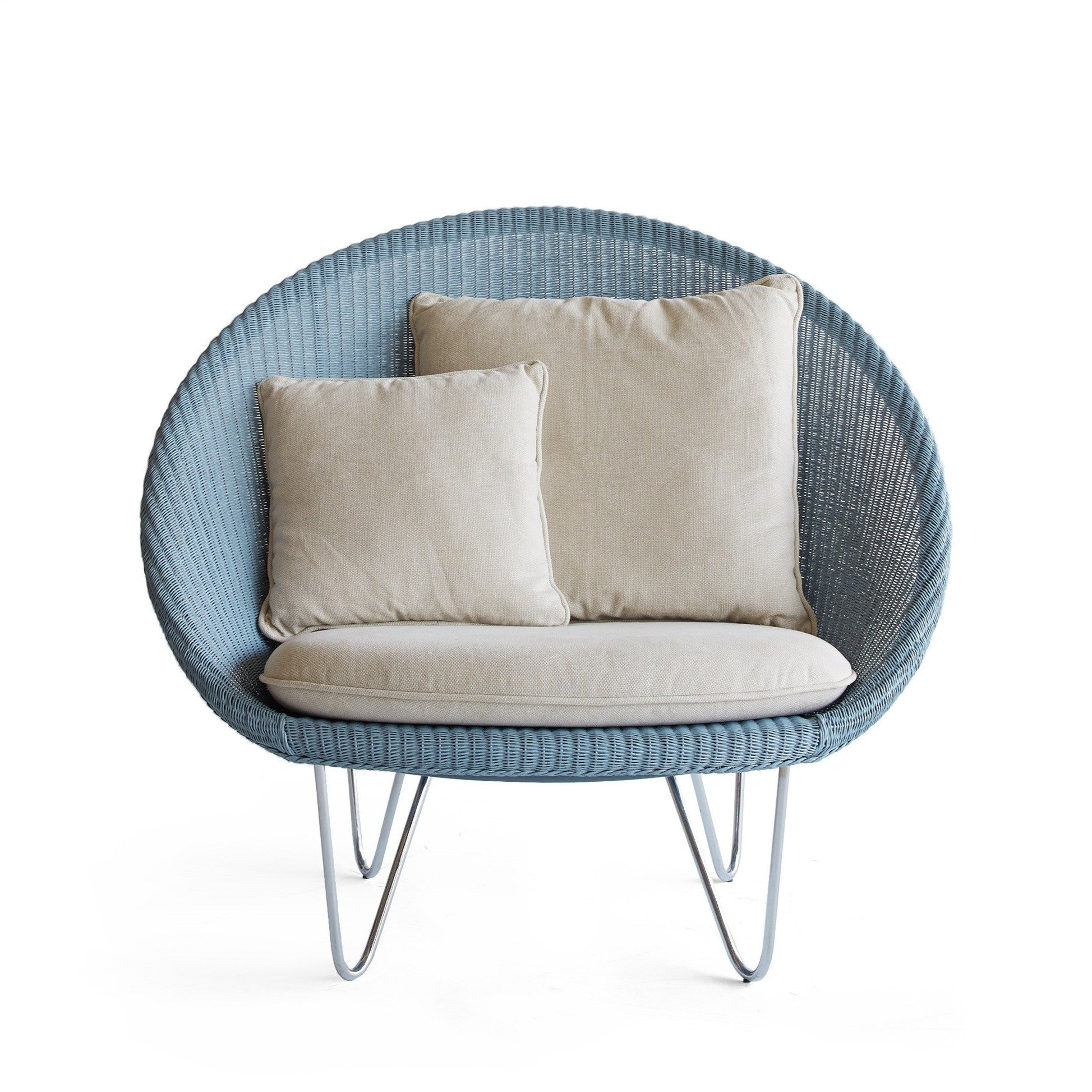 Joe Cocoon Chair | Lagoon MW - Vincent Sheppard - Originals Furniture - Singapore - 1