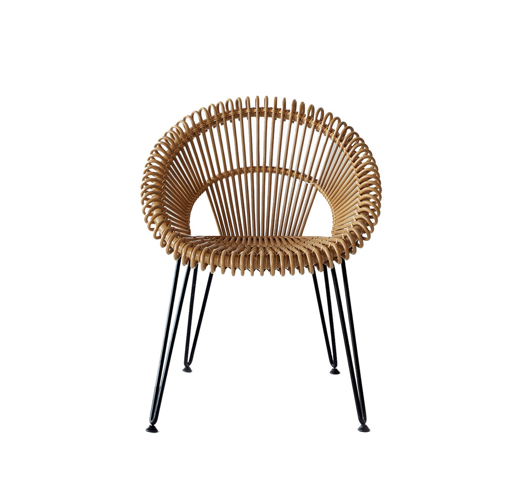 Dining Chair | Curly - Natural