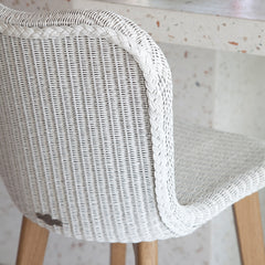 Outdoor Dining Chair | Lena - Old Lace