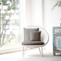 Occasional Chair | Joe - Pure White - Originals Furniture