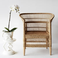 African Malawi Armchair | Natural - Originals Furniture