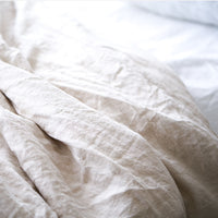Linen Duvet Set | Natural - Originals Furniture