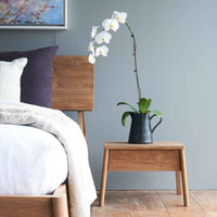 Teak Bedside Table | Air - Originals Furniture