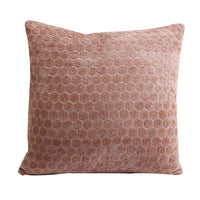 Cushion | Kameli - Old Pink