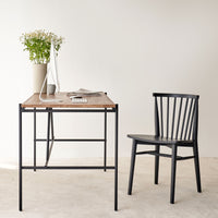 Dining Chair | Requin - Black