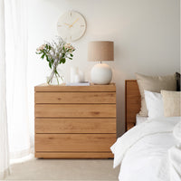 Oak Chest of Drawers | Burger