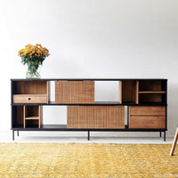 Teak Sideboard | Oscar 2 Doors / 3 Drawers