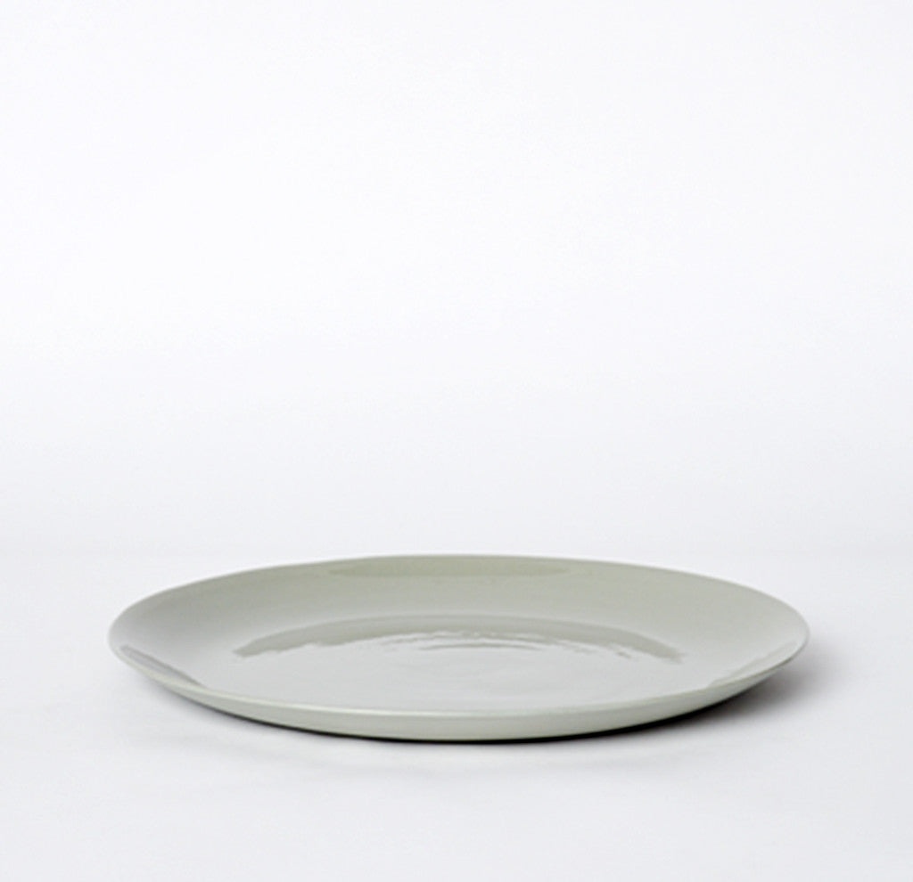 Flared Plate Small | Ash