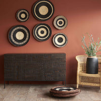 Basket | Tonga Black Stripe - Originals Furniture