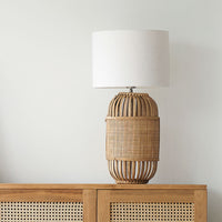 Table Lamp | Alifia - Natural