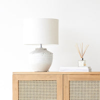 Table Lamp | Toba - White