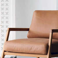 Leather Armchair | Nysse - Canyon - Originals Furniture
