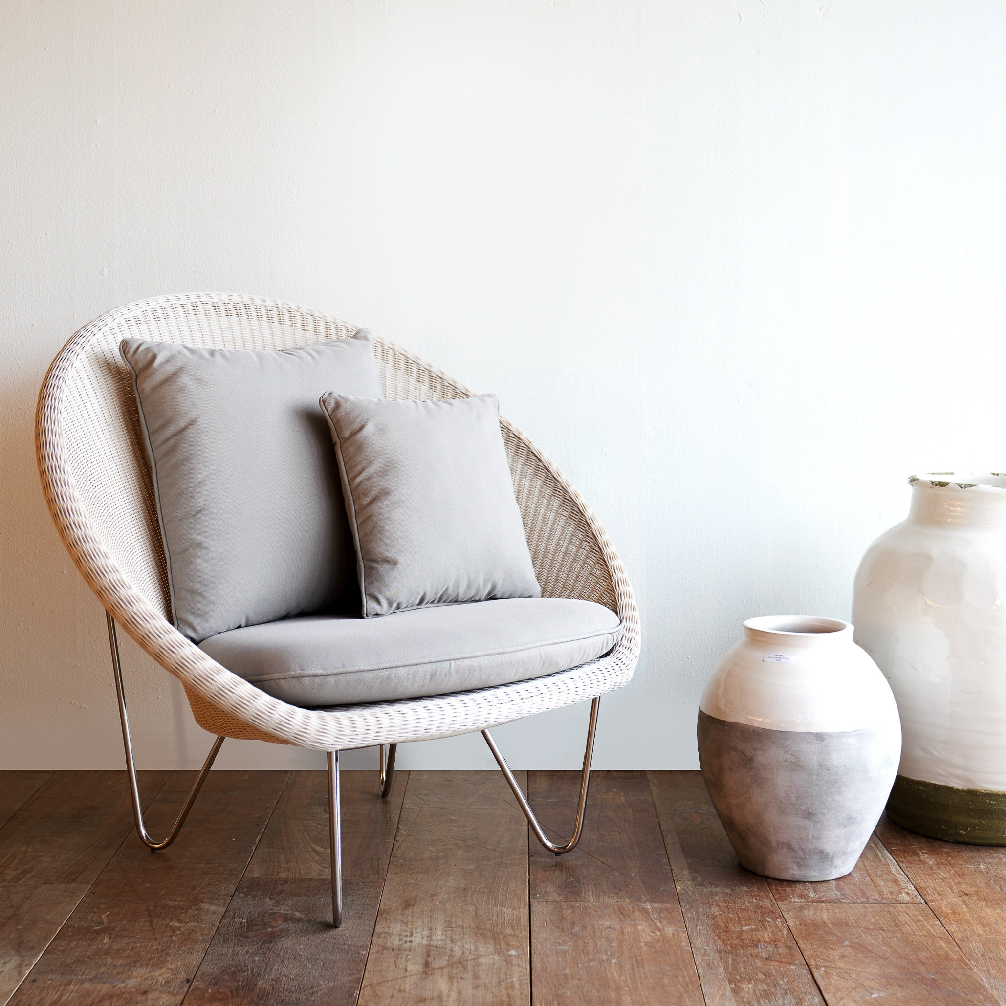 Outdoor Cocoon Chair | Gipsy - Old Lace