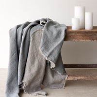 Throw VV Linen - Cloud - Originals Furniture