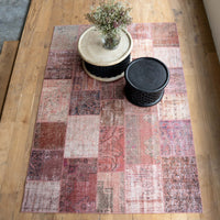 Patchwork Rug | Violet W299 x L209cm - Originals Furniture