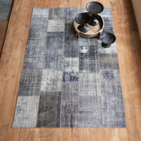 Patchwork Rug | Anchor W204 x L296cm