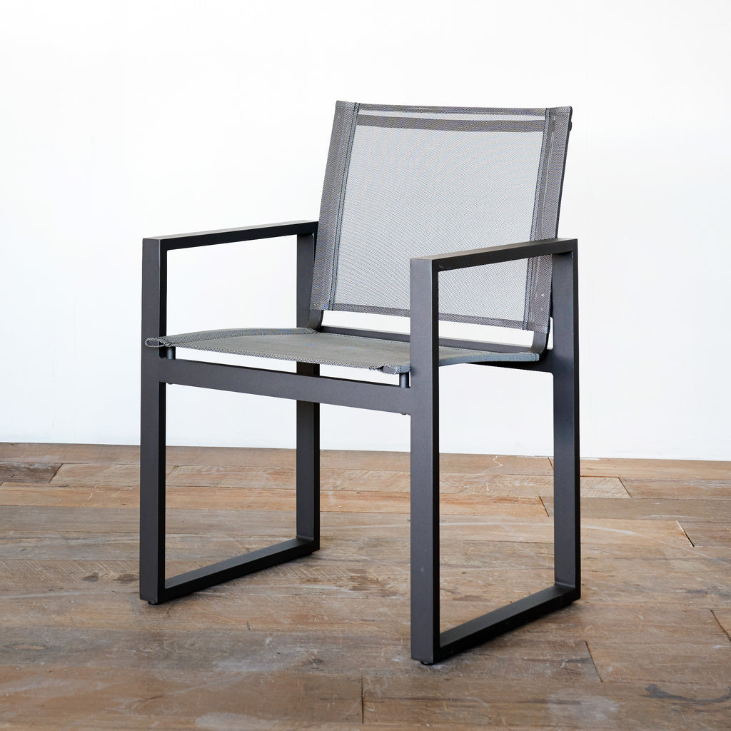 Piano Dining Chair With Arms | Asteroid