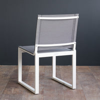 Piano Dining Chair | White - Originals Furniture
