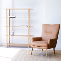 Oak Rack | Farnsworth - Tall - Originals Furniture